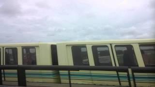 Orlando International Airport tram