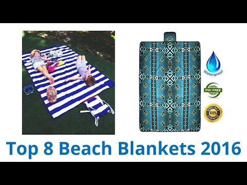 8 Best Beach Blankets 2016