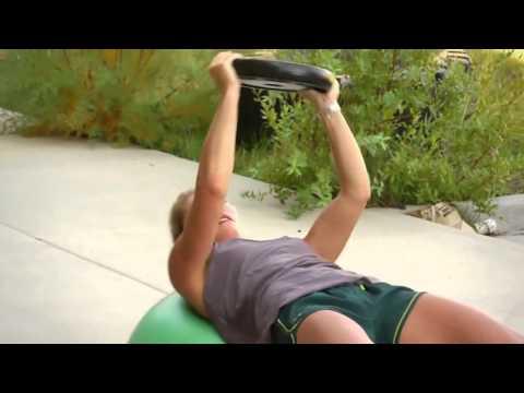 Mikaela Shiffrin Summer Training