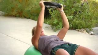 Mikaela Shiffrin Summer Training