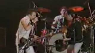 Somebody Got Murdered - The Clash - Live