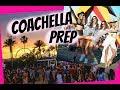 Coachella Prep! My Must haves & Tips