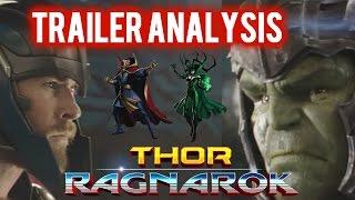 Thor Ragnarok Trailer Breakdown