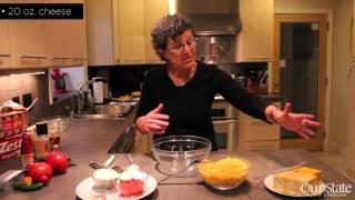 Arlene's Quick & Easy Pimento Cheese