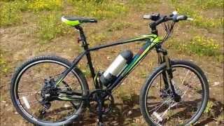 REVIEW: E-Bikes Green Edge CS2 Electric Mountain Bike