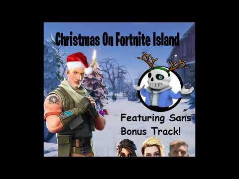 A Christmas On Fortnite Island - FULL ALBUM