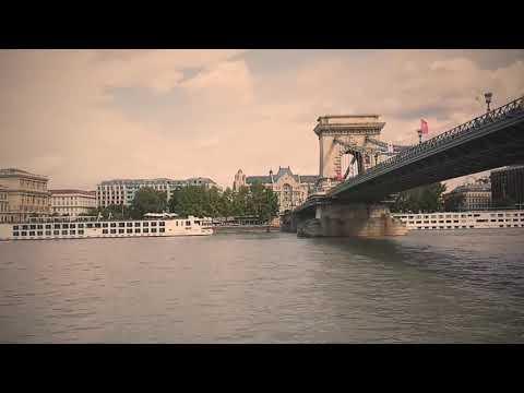 Danube Boat in Budapest