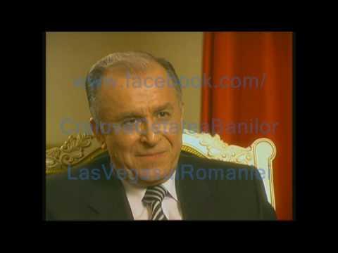 Ion Iliescu vorbeste in rusa