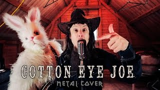 Cotton Eye Joe (metal cover by Leo Moracchioli)