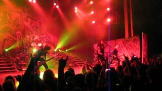 """Mars Mantra/ Phantom Antichrist"" by Kreator @ The City National Grove of Anaheim (9-27-12)"