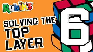 how to solve a rubik s cube   official tutorial part 6