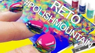 100+ capas de pintauñas. Reto #POLISHMOUNTAIN. Pintarse las uñas thumbnail