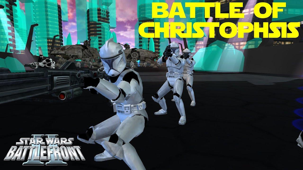 star wars battlefront 2 battle of christophsis
