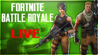 *PRE-GIVEAWAY LIVESTREAM* (FORTNITE BATTLE ROYALE) NEW BATTLE PASS GRIND!