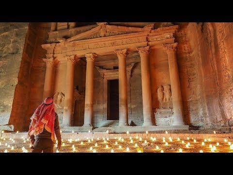 GIORDANIA MISTERIOSA • A spasso tra antiche città perdute