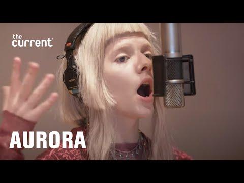 Aurora -  Churchyard (Live At The Current)
