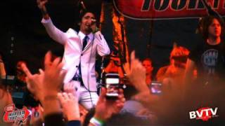 "The All-American Rejects - ""Dirty Little Secret"" Live in HD! at Warped Tour 2010"