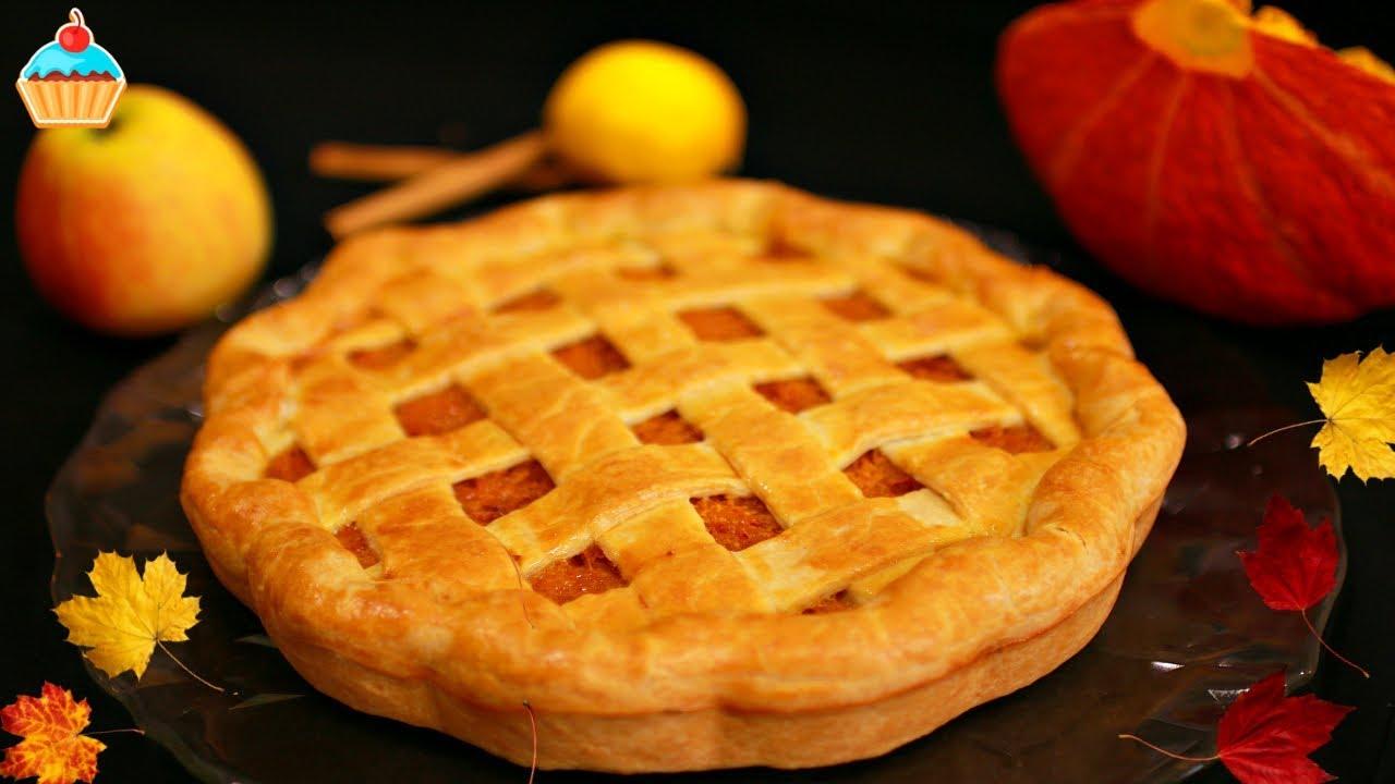 Пирог с тыквой и яблоками – 6 рецептов приготовления в духовке и мультиварке рекомендации