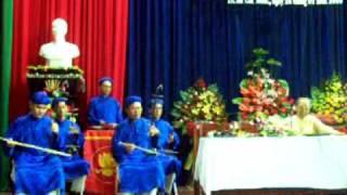 GS Trần Văn Khê giới thiệu NS Nhứt Dũng & dàn nhạc lễ miền Nam 1