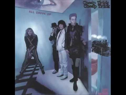 CHEAP TRICK  Stop this game  World's greatest lover All shuck up