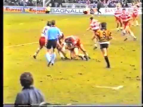 Castleford v Wigan - great commentary