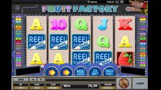 Fruit Factory - Super Game Jackpot!