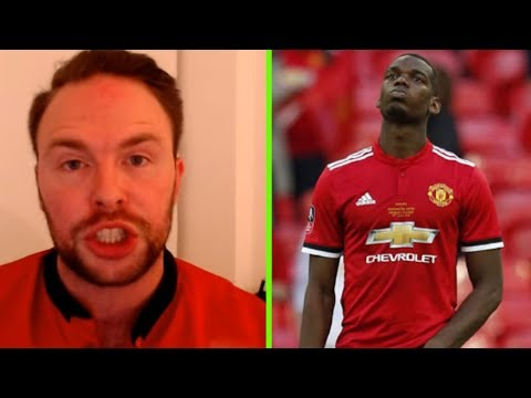 RANT! Manchester United are WEAK!! Barcelona 3-0 Manchester United