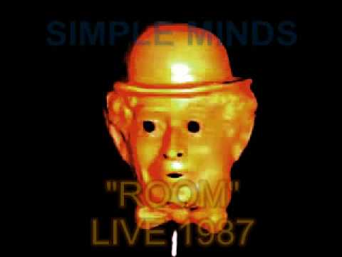 "Simple Minds ""Room"" Live 1987"