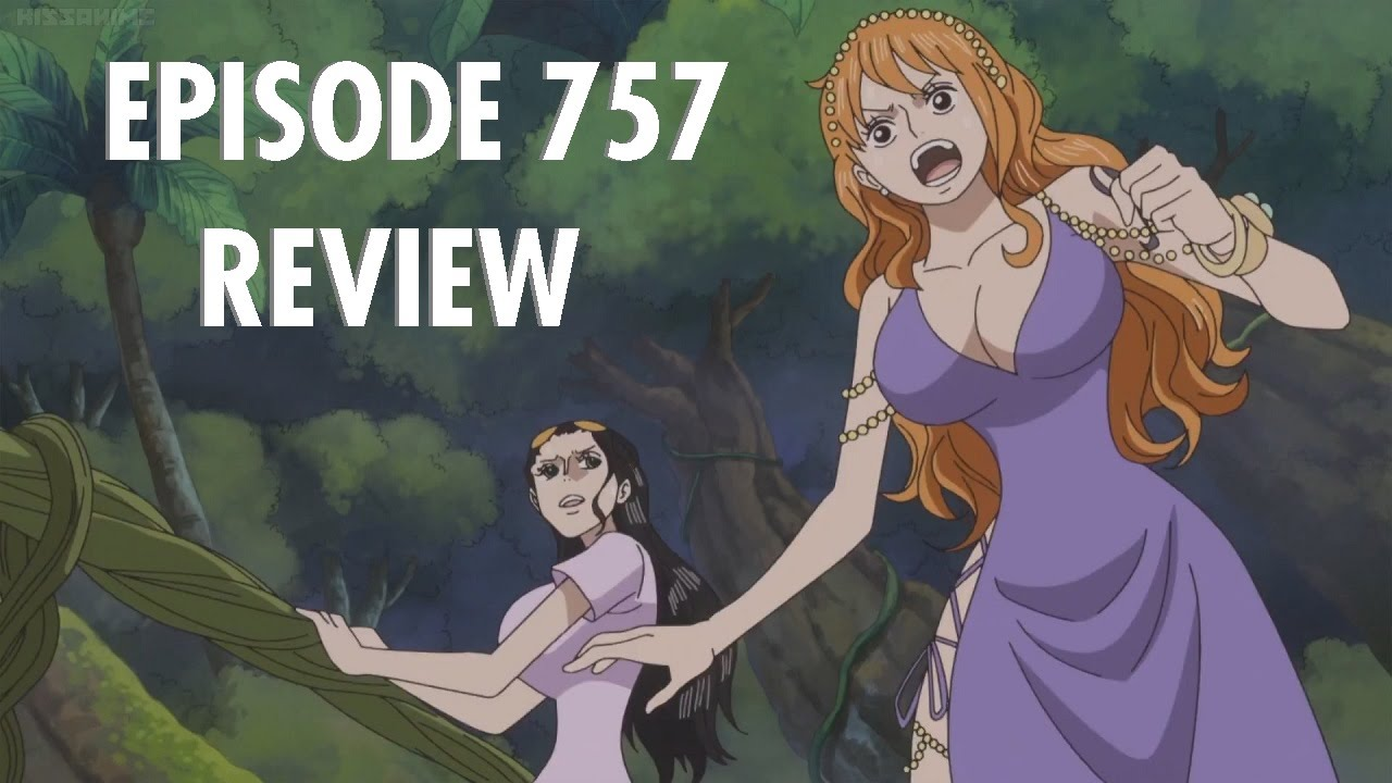 One Piece Episode Of Nami