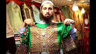 Traditional Afghani Dress for Girls Prices Wholesale Market Nowshera Bara Cantt Pakistan