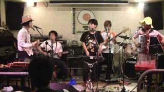 2011年6月19日(日) 千曲川ナイト 新宿「GOLDEN EGG」 ちくわ定食.