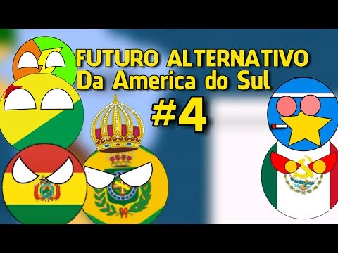 Futuro Alternativo da América do Sul: Ameaças #4