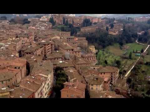 Siena vista dalla Torre del Mangia