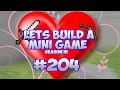 Minecraft Xbox - Lets Build A Mini Game World - 204 - VALENTINES DAY!!