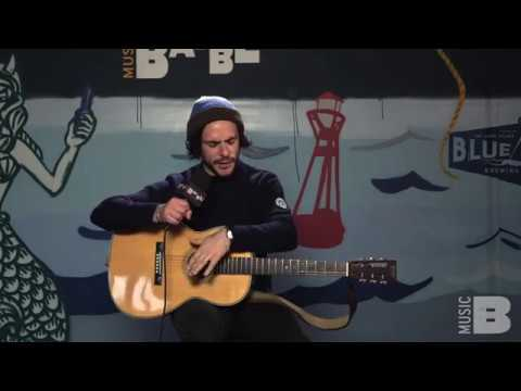 Gear Talk:  Jack Savoretti's Beloved Martin Guitar