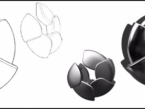 Progol3D® - Armadillo Earrings by Davide Cattaneo - IED Turin