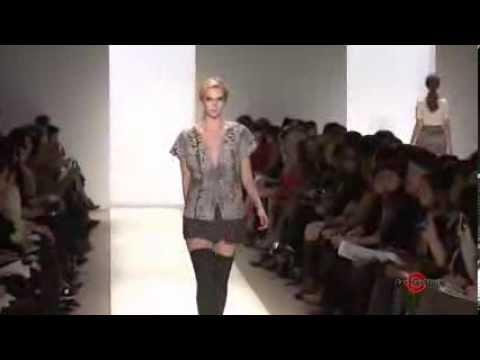 Brian Reyes FW2010 - New York Fashion Week - Runway Show