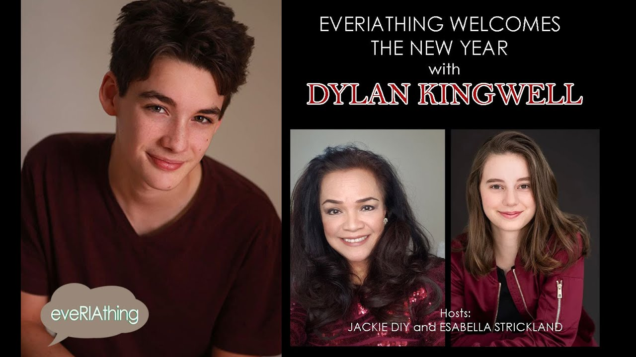 Look Who's Back to Celebrate the New Year -- It's DYLAN KINGWELL!