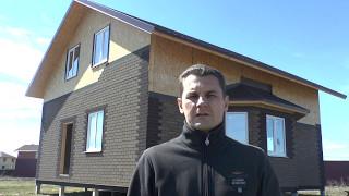 видео Строительство и отделка домов из сип панелей