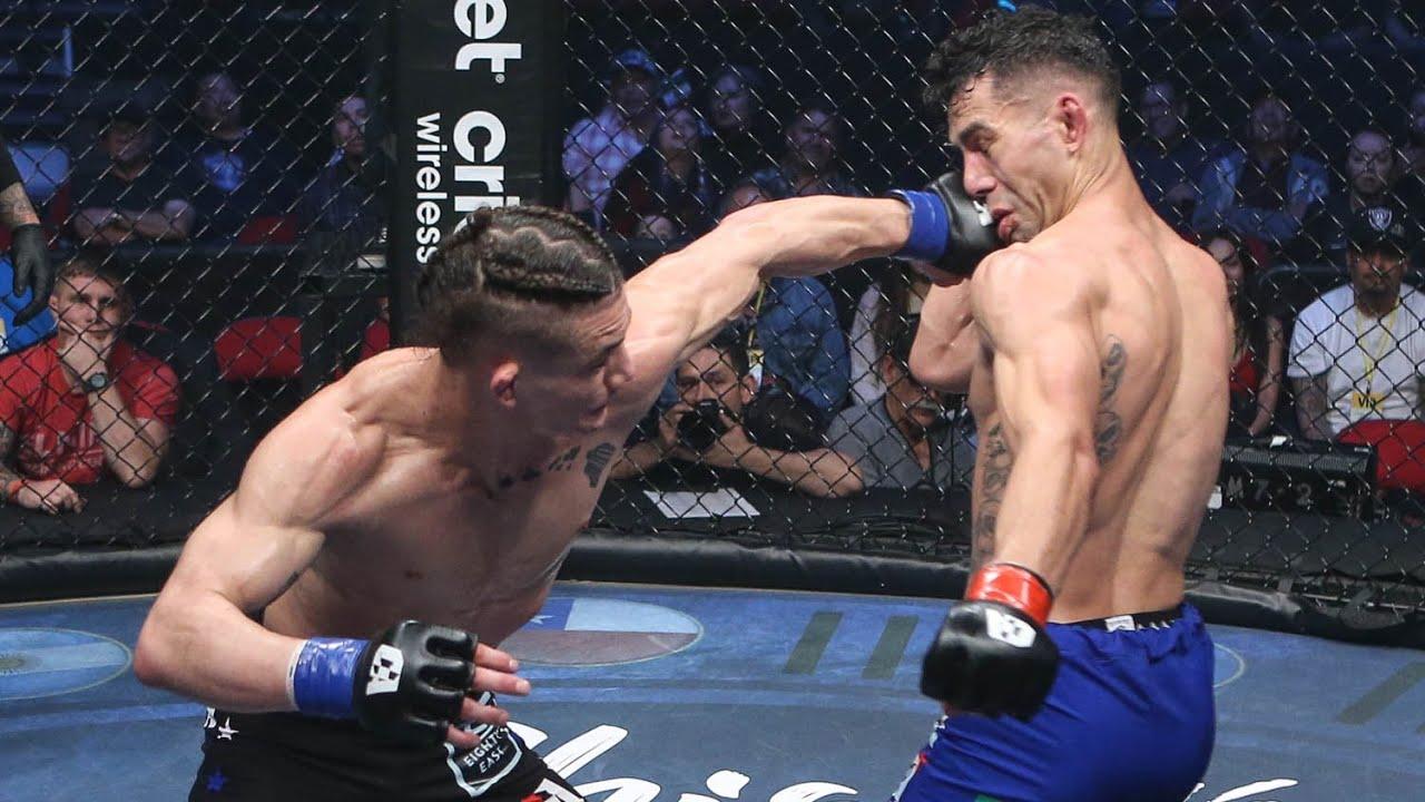 Kaleio Romero vs Israel Delgado Full Fight | MMA | Combate Fresno