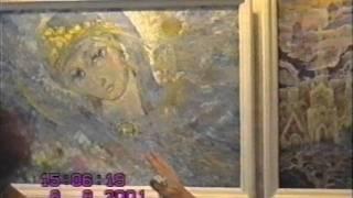Выставка картин Валерия Моругина в Одессе 2001год(В 2001 году выставка картин Валерия Моругина была организована в