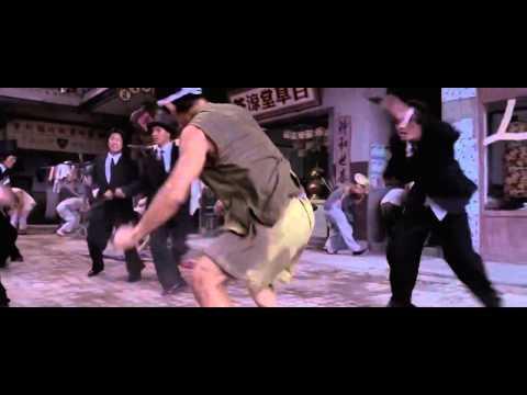 ☯ 3 Masters (Shi Xing Yu) vs Axe Gang - Kung Fu Hustle ☯