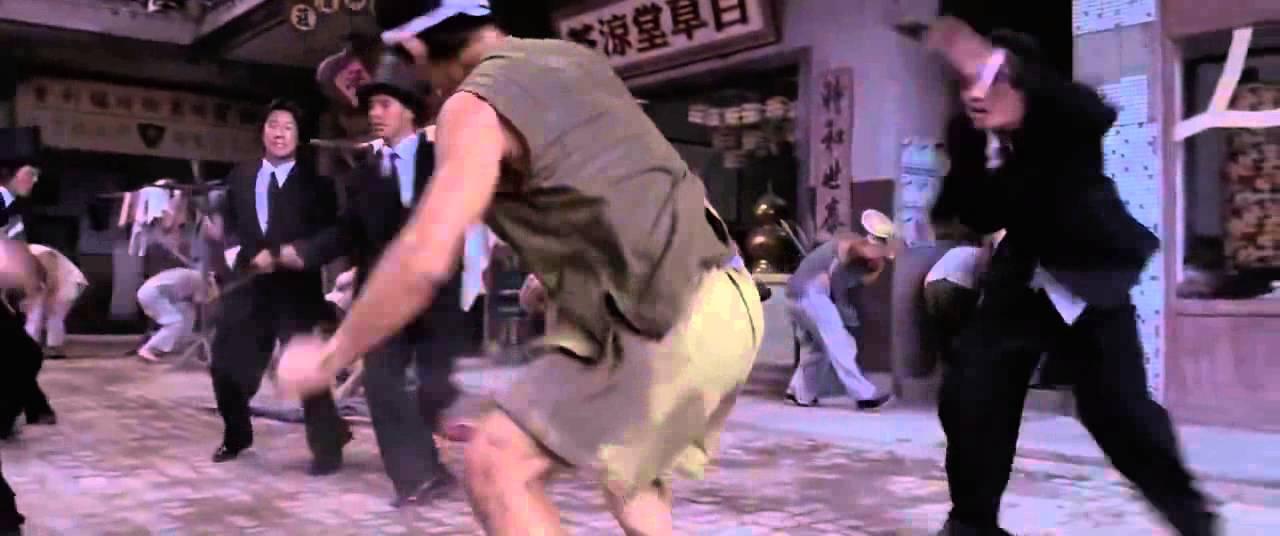 Download ☯ 3 Masters (Shi Xing Yu) vs Axe Gang - Kung Fu Hustle ☯