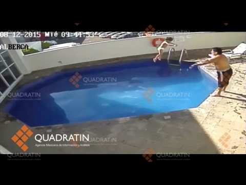 Three-Year-Old Drowns After Stepfather Repeatedly Throws Her Into Pool from YouTube · Duration:  51 seconds