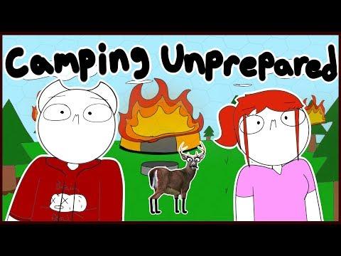 Camping Unprepared