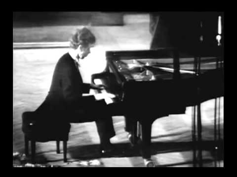 Van Cliburn - Liszt - Mephisto Waltz No 1