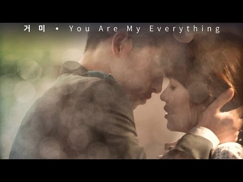 Kpop] 거미Gummy You Are My Everything (Descendants of the