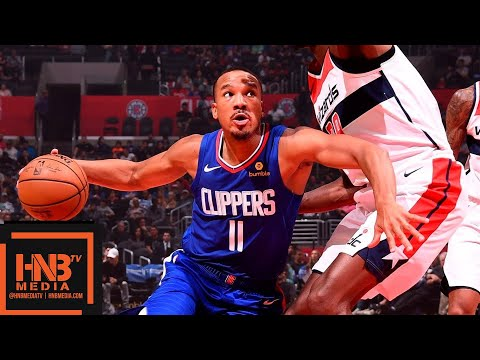 LA Clippers vs Washington Wizards Full Game Highlights | 10.28.2018, NBA Season