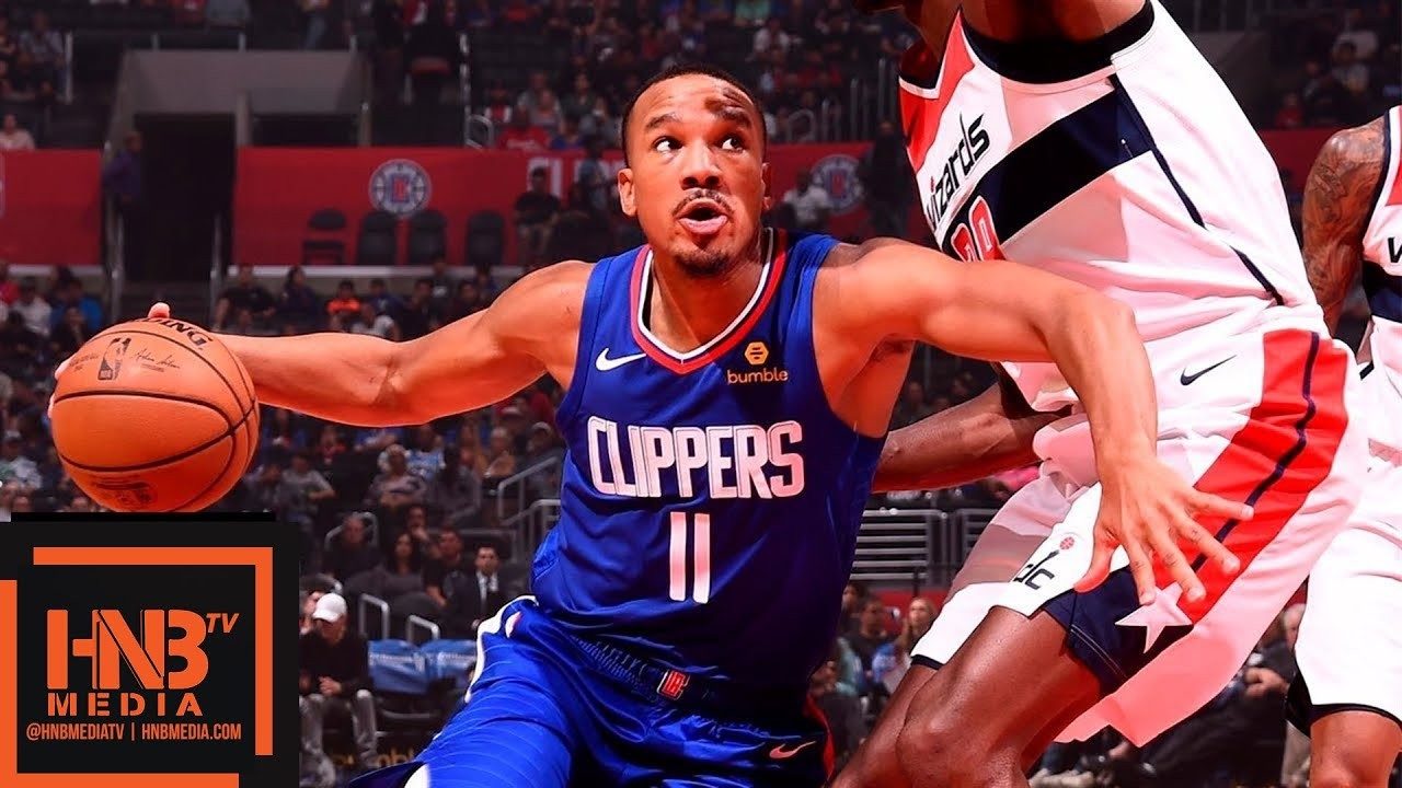 La Clippers Vs Washington Wizards Full Game Highlights