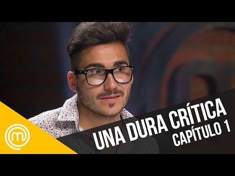 Un plato duramente criticado | MasterChef Chile 3 | Capítulo 1